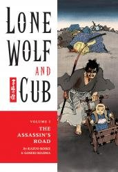 Download Lone Wolf and Cub (1-14 comics) part1