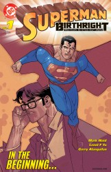 Download Superman - Birthright (1-12 series) Complete