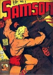 Download Samson (5 comics) Complete