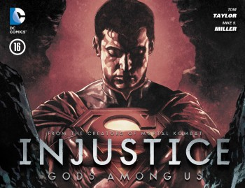 Download Injustice: Gods Among Us #16