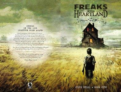Download Freaks of the Heartland (one-shots) 2012