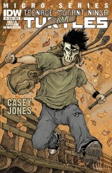 Download Teenage Mutant Ninja Turtles Color Classics Micro Series - Casey Jones #6