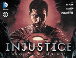 Download Injustice: Gods Among Us #17