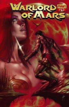 Download Warlord of Mars #24 (2013)