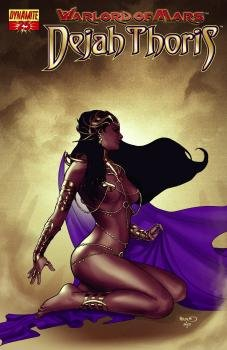 Download Warlord of Mars Dejah Thoris #25 (2013)