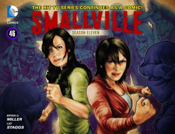 Download Smallville: Season 11 #46