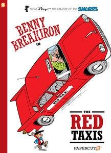 Download Benny Breakiron #1 - The Red Taxis (2013)