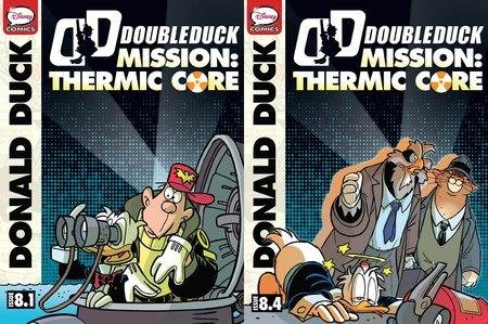 Download DoubleDuck 08 - Mission Thermic Core (1-4 series) Complete