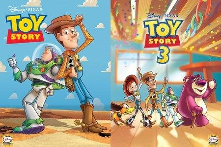 Download Toy Story (1-3 series) + Let's Go to the Movies 2009-2011