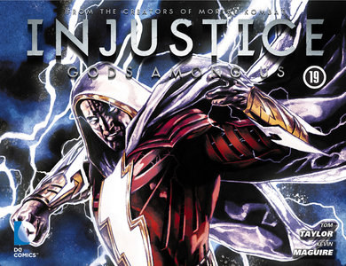 Download Injustice: Gods Among Us #19