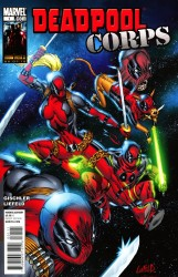 Download Deadpool - Corps (1-12 series) complete