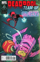 Download Deadpool - Team-up (883-889 series) complete