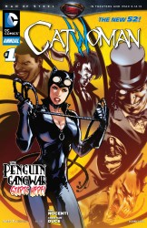 Download Catwoman Annual #01 (2013)
