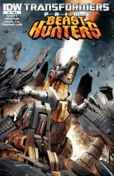 Download Transformers Prime - Beast Hunters #1