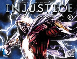 Download Injustice: Gods Among Us #21