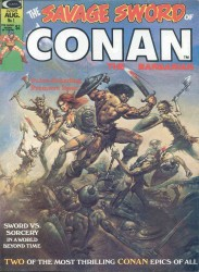 Download The Savage Sword Of Conan (1-235 series + Annual) Complete