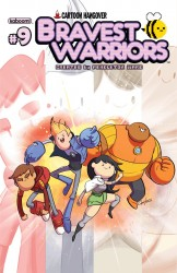 Download Bravest Warriors #09