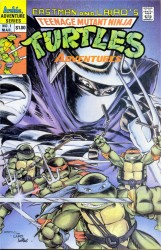 Download Teenage Mutant Ninja Turtles - Adventures (Archie) (1-72 series + Specials & Mini-Series) Complete