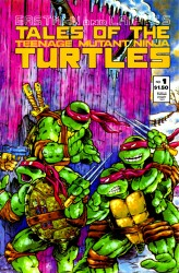 Download Tales of the TMNT (Volume 1) 1-7 series + Mini-Series