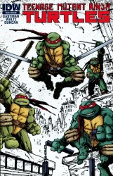 Download Teenage Mutant Ninja Turtles (Volume 5) 0-30 series
