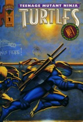 Download Teenage Mutant Ninja Turtles (Volume 2) 1-13 series