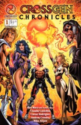 Download Crossgen Chronicles (1-8 series) Complete