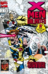 Download X-Men Unlimited Vol.1 #01-50 Complete