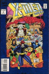 Download X-Men 2099 #01-35 Complete