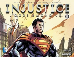 Download Injustice - Gods Among Us #26