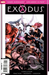 Download Dark Avengers and Uncanny X-Men - Exodus #01