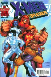 Download X-Men Forever Vol.1 #01-06 Complete