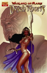 Download Warlord of Mars Dejah Thoris #27