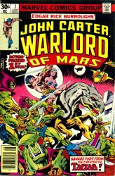Download John Carter - Warlord of Mars #01-28 Complete