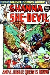 Download Shanna the She-Devil Vol.1 #01-05 Complete