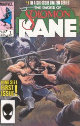 Download Sword Of Solomon Kane #01-06 Complete
