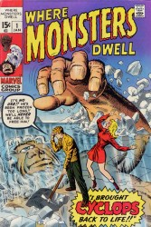 Download Where Monsters Dwell #01-38 Complete
