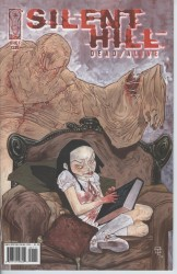 Download Silent Hill - Dead-Alive #01-05 Complete