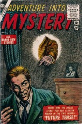 Download Adventure into Mystery #01-08 Complete