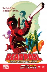 Download Deadpool #13