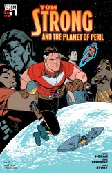 Download Tom Strong and the Planet of Peril #01