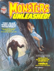 Download Monsters Unleashed (1-11 series + Annual) Complete