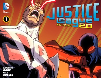 Download Justice League Beyond 2.0 #1