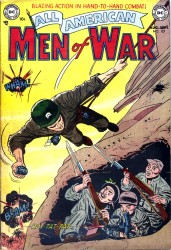 Download All-American Men of War (127-128, 2-117 series) Complete