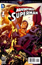 Download Adventures of Superman #1