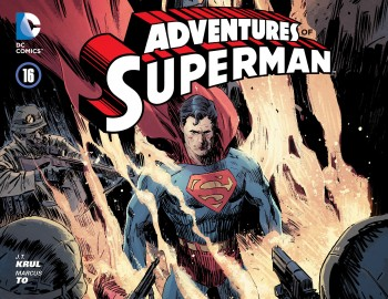 Download Adventures of Superman #16