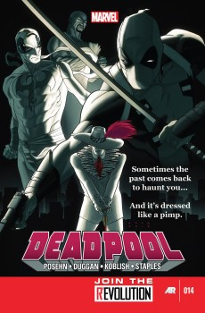 Download Deadpool #14