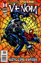 Download Venom - Along Came a Spider #01-04 Complete