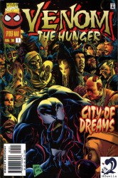 Download Venom - The Hunger #01-04 Complete