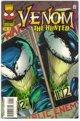Download Venom - The Hunted #01-03 Complete