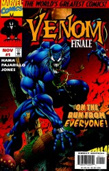 Download Venom - The Finale #01-03 Complete